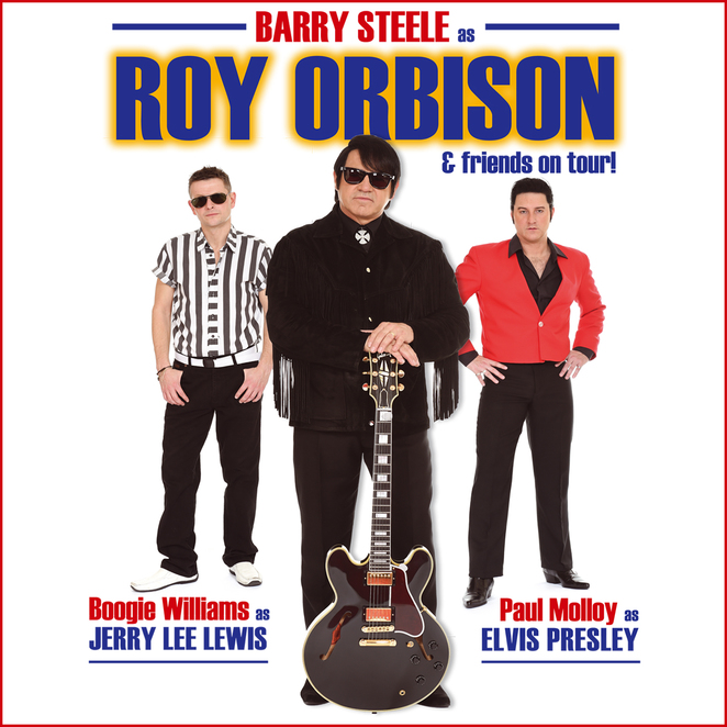 Roy Orbison and Friends, Tamworth Assembly Rooms