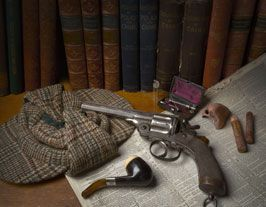 Sherlock Homes, museum of london