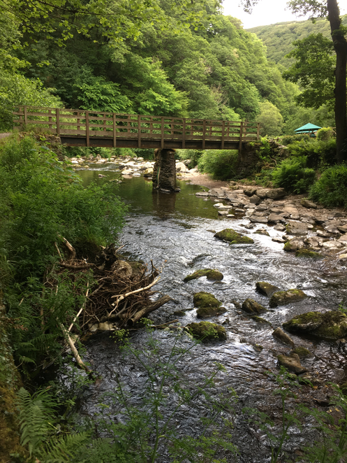 watersmeet,devon,england,national trust,walking,river,free,cafe