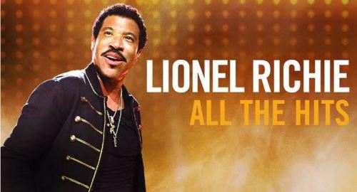 Birmingham Barclaycard Arena, Lionel Richie, All The Hits