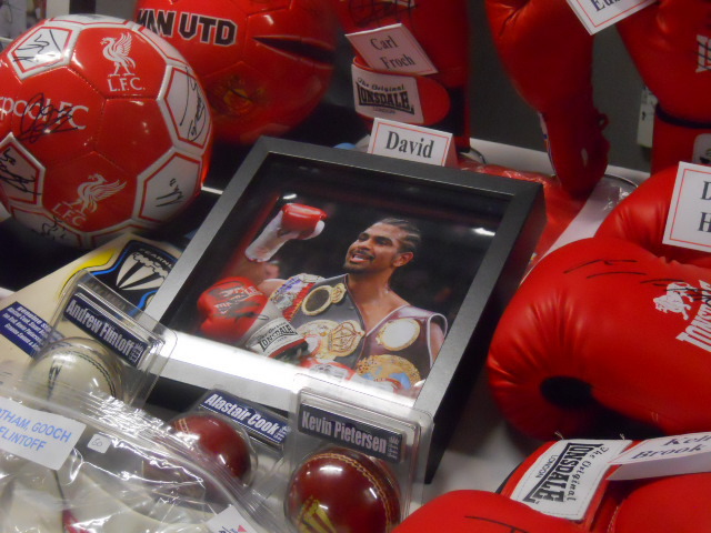collectormania, milton keynes, don stadium, boxing