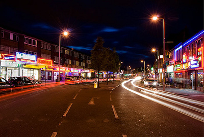 curry mile rusholme