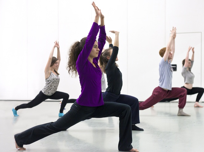 DanceXchange Birmingham , dance classes, fitness , yoga