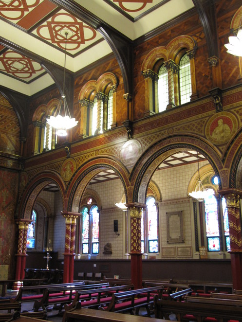 King's College, Chapel, prayer, reflection, The Strand