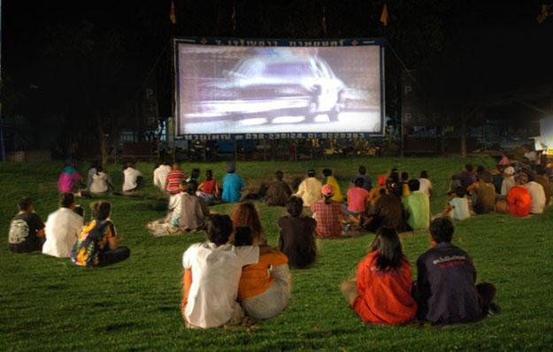 Image Result For Outdoor Cinema London