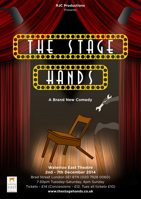 The Stage Hands Poster