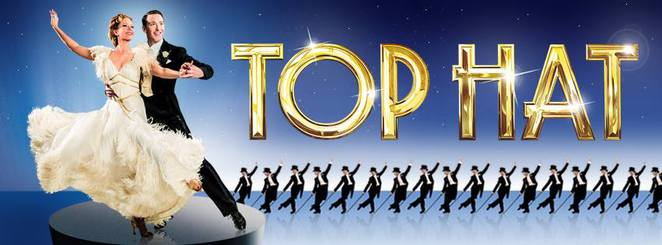 Top Hat on Stage FB
