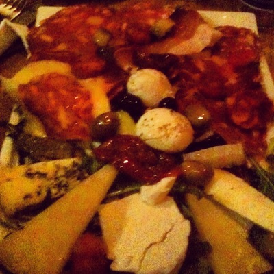 Antipasto Misto, enoteca, super, tuscan, liverpool street, station, things, to do, italian, spanish, gelato, insalata, cheap, salads, good, food