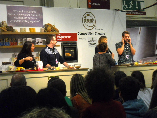 cake & bake show, competition theatre, great british bake off, bbc good food cakes & bakes