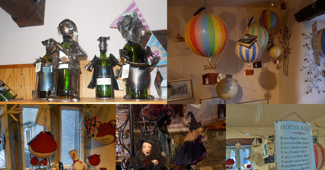 cartmel, gifts, the larch tree, hot air balloons