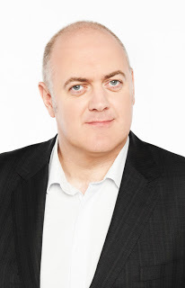 Dara OBriain Crowd Tickler UK Tour Birmingham Hippodrome interview preview comedian Mock The Week