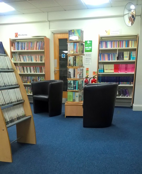 Downham Market, library, health information, infrmation, The priory Centre, Norfolk, books, libraries