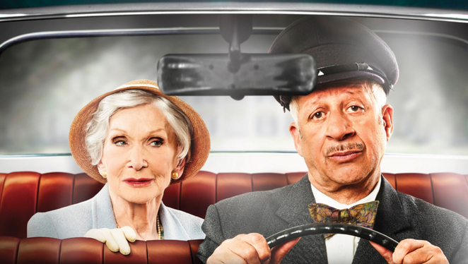 Driving miss daisy tour, Derek griffiths, Sian Phillips,