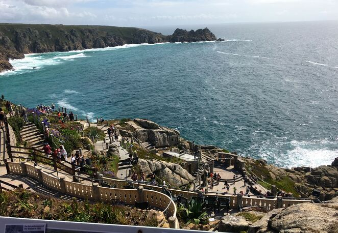 minack,theatre,clifftop,cornwall,england,performances,stage,lands end