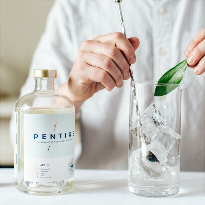 pentire, non alcoholic drink, Christmas artisan food and drink