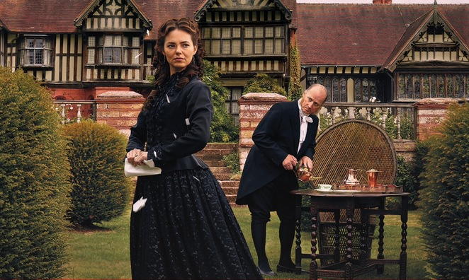 Twelfth night, RSC, Kara Tointon, Adrian edmondson, Stratford upon Avon