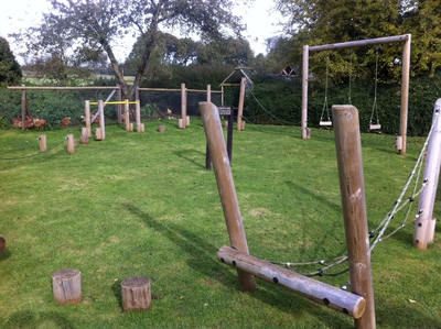 Assault Course, Minster Lovell