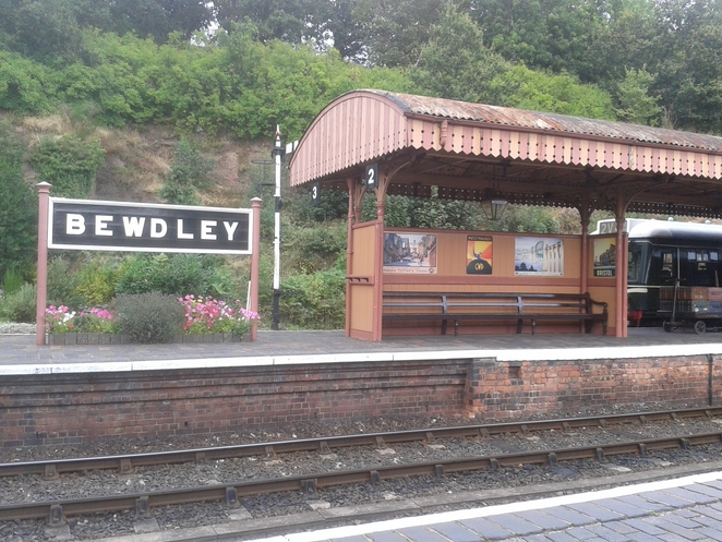Bewdley Station, Severn Valley Railway