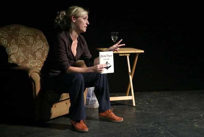 Evening of Filth and Despair, Jenny May Morgan Re:Play Theatre Festival 2015