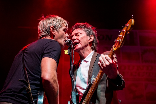 From The Jam, Bruce Foxton, Smash the Clock, Russell Hastings, Robin 2 Bilston