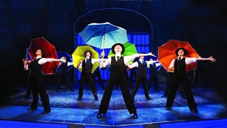 Gene Kelly in Singing in the Rain