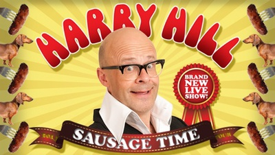 Harry Hill,Sausage Time, New Alexandra Theatre, Birmingham, comedy