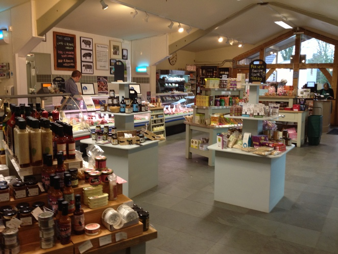 Hartley Farm Shop and Cafe