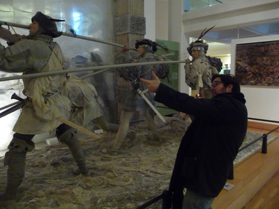 Leeds Royal Armouries, War Gallery