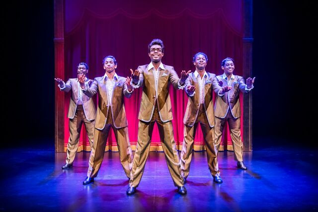 Motown the musical birmingham uk tour