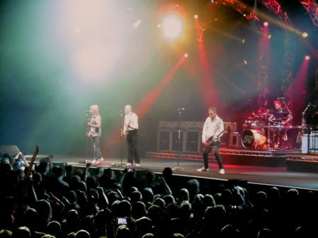 Status Quo, Andy Bown, Rhino Edwards, Leon Cave, Barclaycard Arena Birmingham, Francis Rossi, Rick Parfitt, 2014 Review