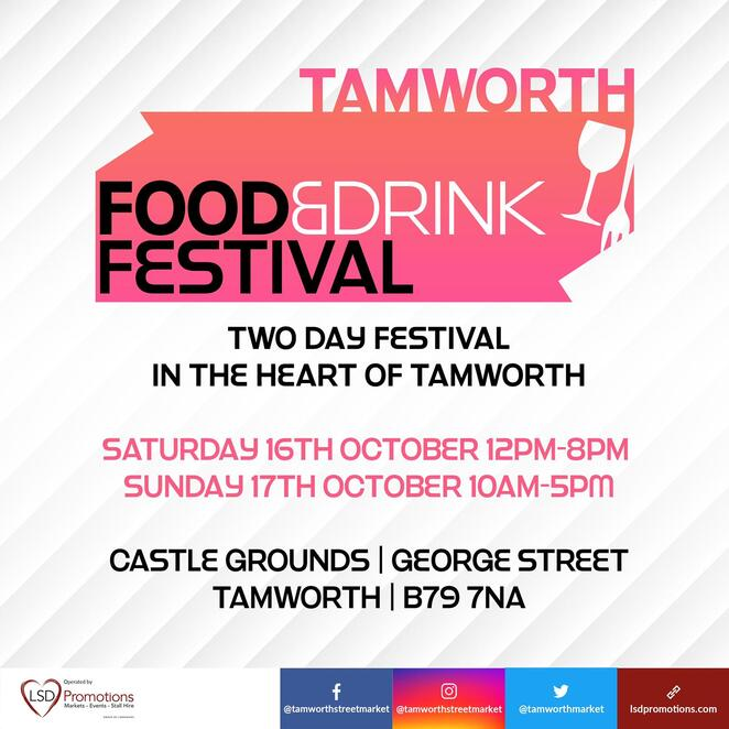 Tamworth Food and Drink Festival