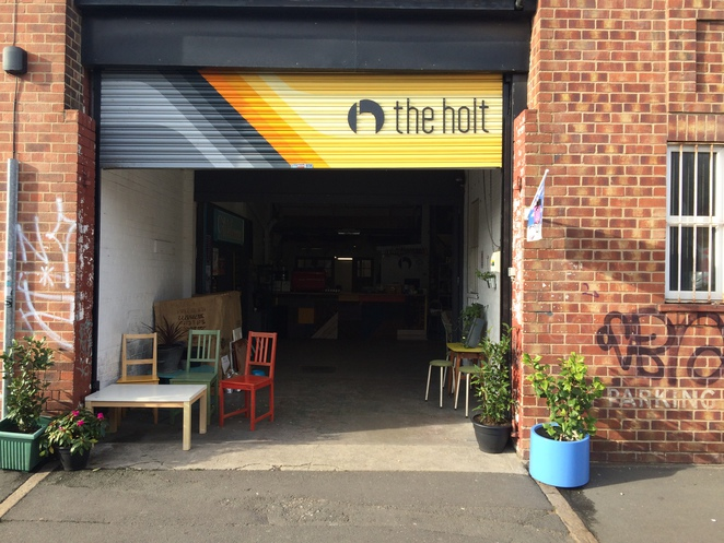 The Holt Sheffield