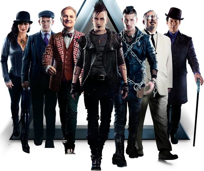 the illusionists, hammersmith apollo