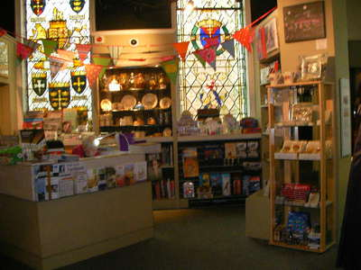 kingston museum, gift shop