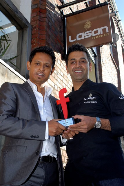 Lasan, F Word Award, Akhtar Islam, best restaurants in Birmingham