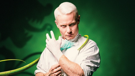 Little Shop of Horrors, Rhydian, Birmingham, UK Tour review, New Alexandra Theatre