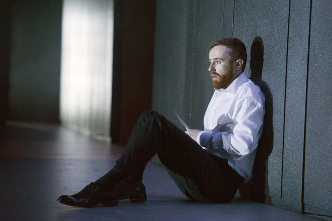 Macbeth Home Shakespeare John Heffernan