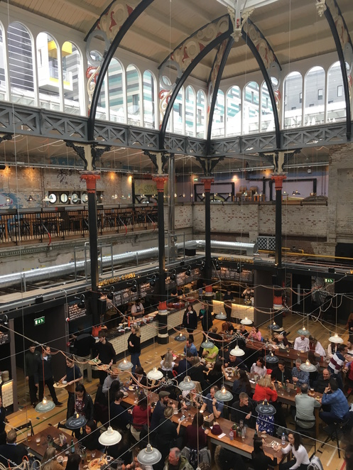 market manchester food drink beer coffee eat mackie and mayor artisan restaurant