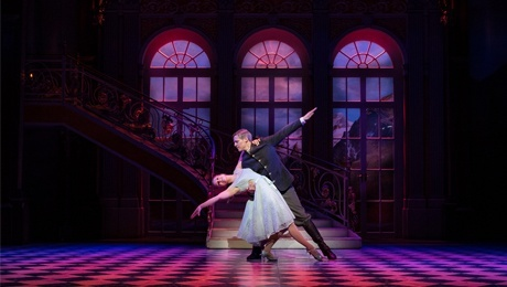 Sound of music, theatre uk Manchester