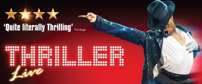 Thriller live, michael jackson musical, uk tour, birmingham new alexandra theatre