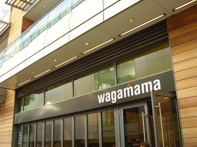 Wagamama in Oxford