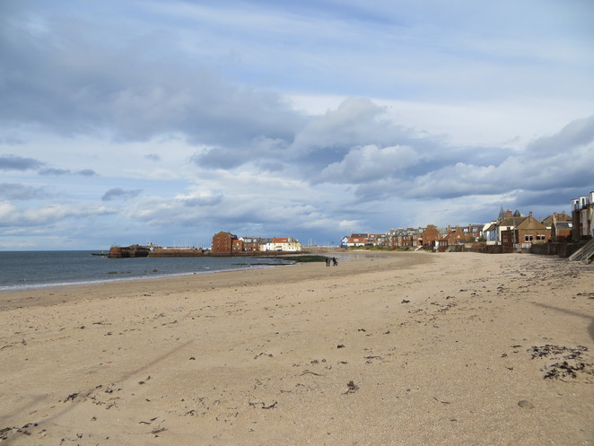 beach, north berwick