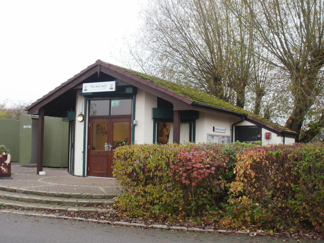 Branston Water Park, The Hub Cafe