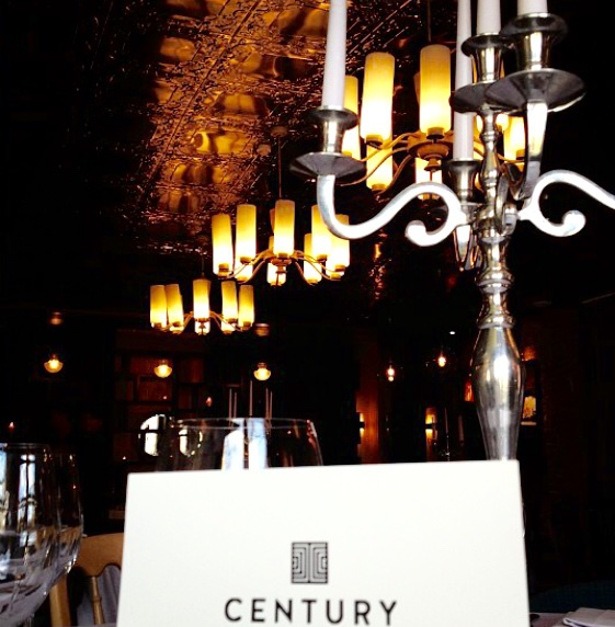 Century club, members club, dinner, drinks, Soho