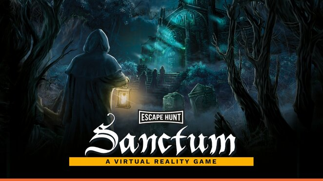 Escape hunt, Sanctum, virtual reality