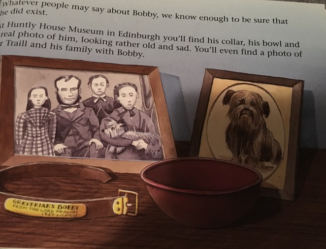GreyFriars Bobby A true fairytale Lovely story book A real hero