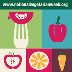 National Vegetarian Week 2013