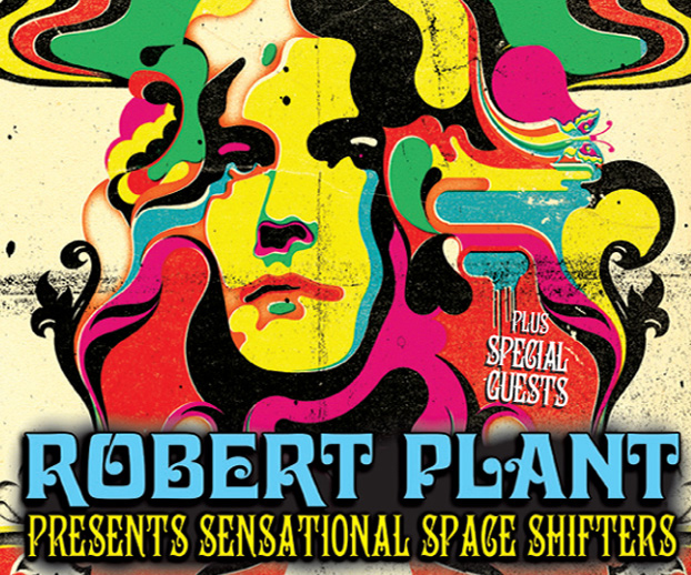 Robert Plant and The Sensational Shape Shifters