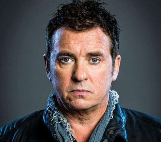 Shane Richie , not dead enough, uk tour, Laura whitmore