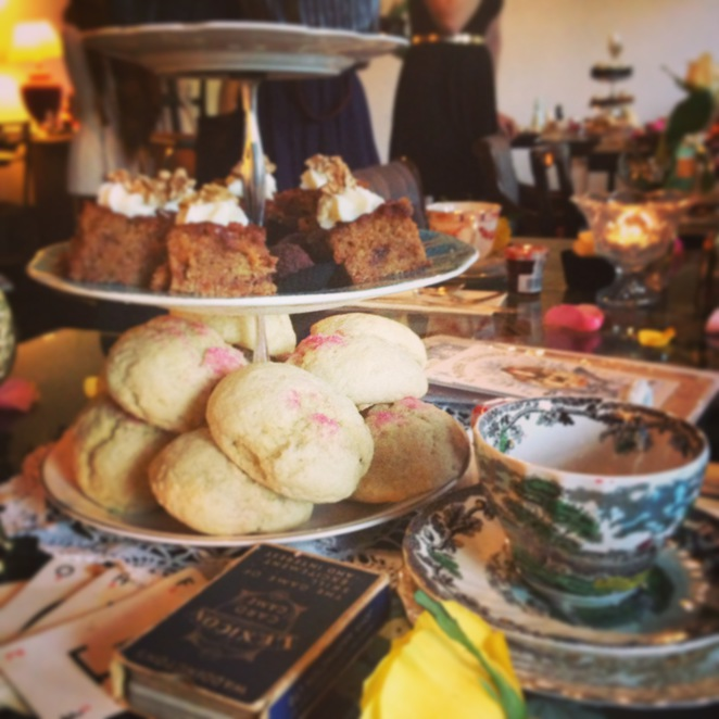 Vintage, Patisserie, Afternoon Tea, Cake, Sandwiches, Hackney, Chocolates, Hats